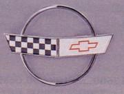 Embeem Motorkap 35th 1988
