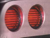 Achterlamp Louvers (4)1984/1990