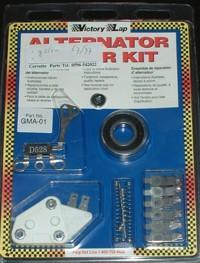 Dynamo Repair Kit 1967/1977