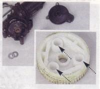 Koplamp Motor Reparatie set 1988/1996