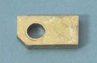 Bevestiging Fitting aansluiting kilometerteller kabel 1956/1981
