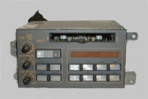 Radio Cassette 1990/1992