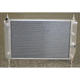 Radiateur Schakel Aluminium 2005/2012 (niet voor Z51
