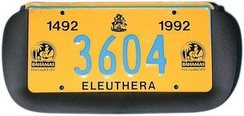 Nummerplaat Bevestigingrand Voor 1997/2004 GM 10288541